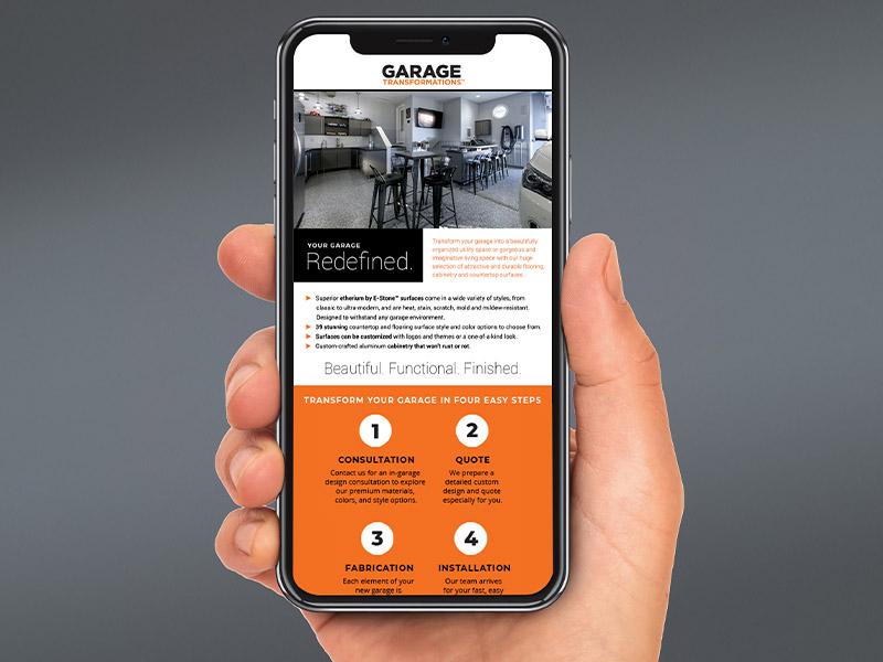 mobile phone website version