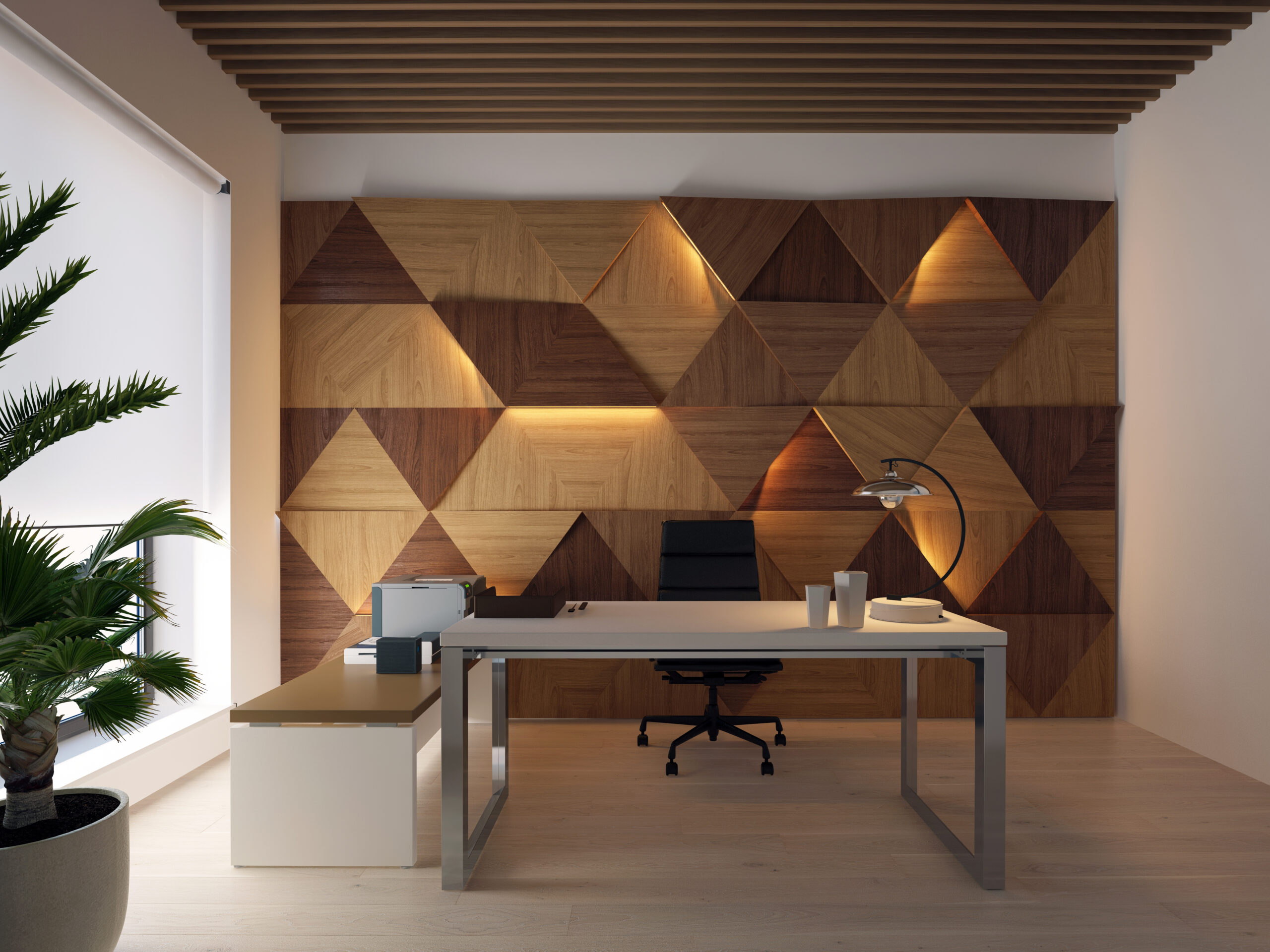 office wall tile
