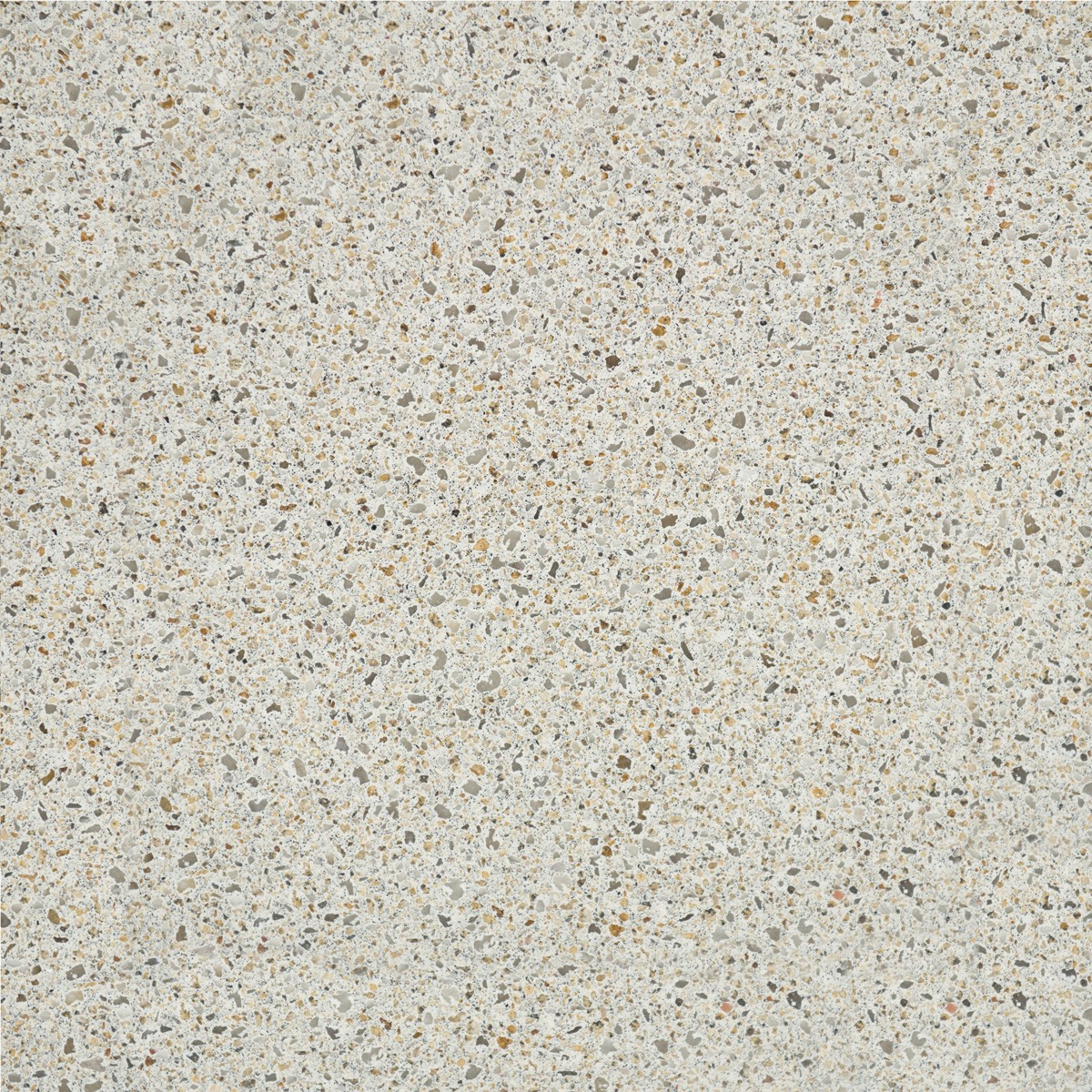 King Ivory White And Brown Quartz Countertop Granite