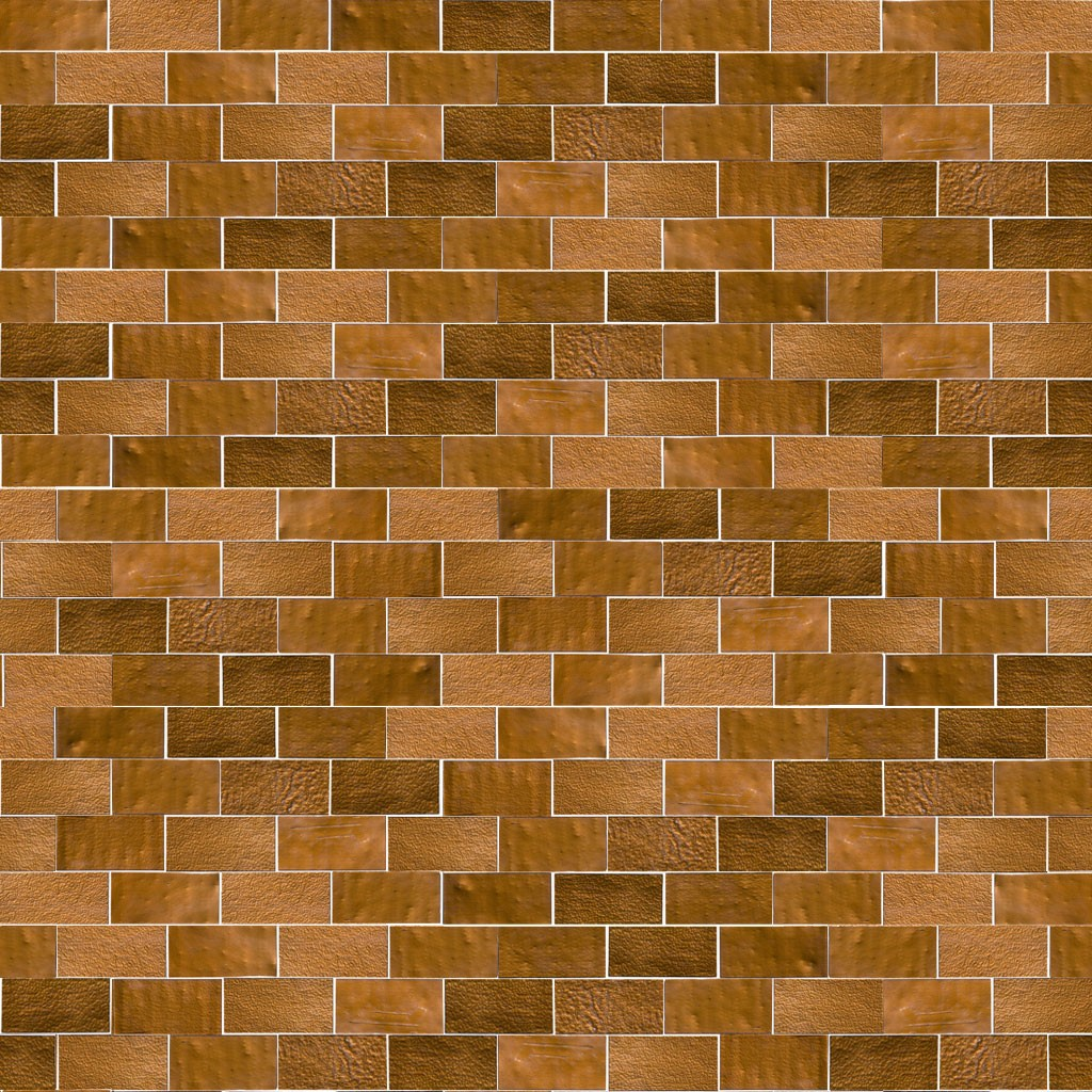Trend Subway Amber Tile