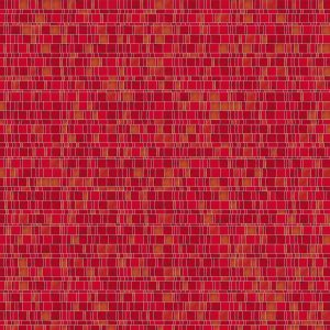 Trend Liberty Red Mosaic