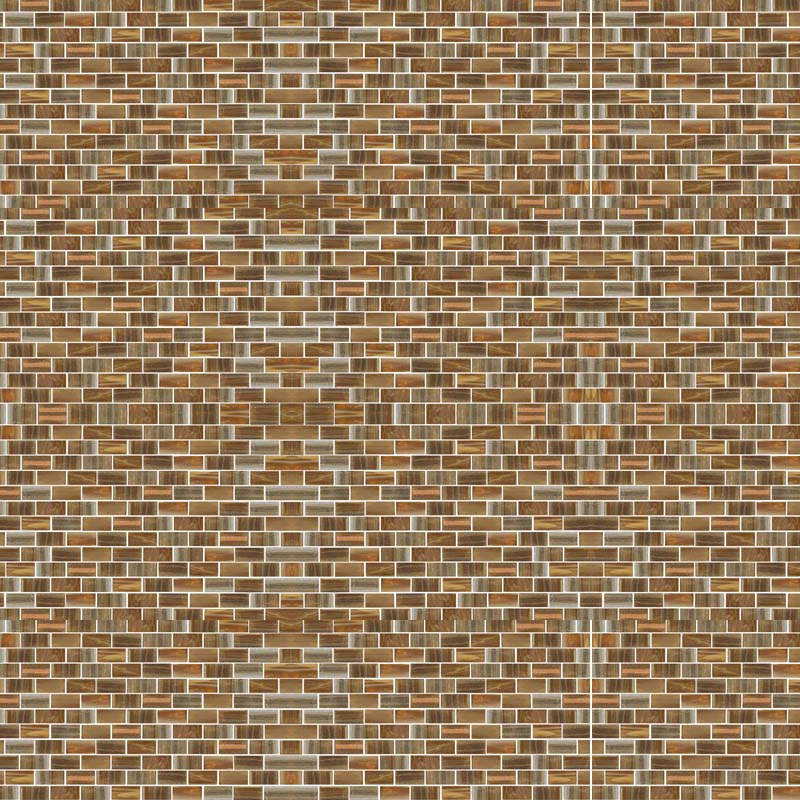 Trend 282 Rectangular Staggered Mosaic