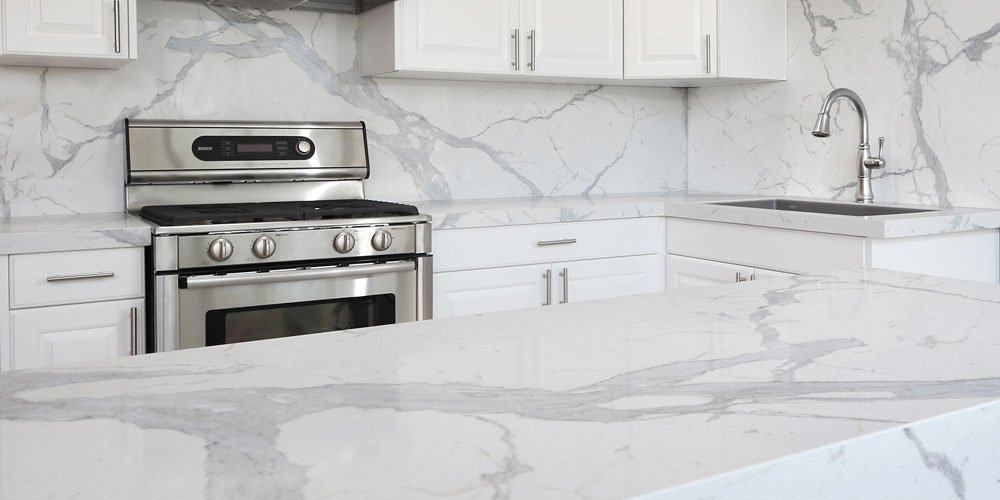 Statuario - Kitchen Renovation