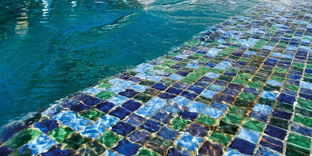 Mosaic Tile Pool