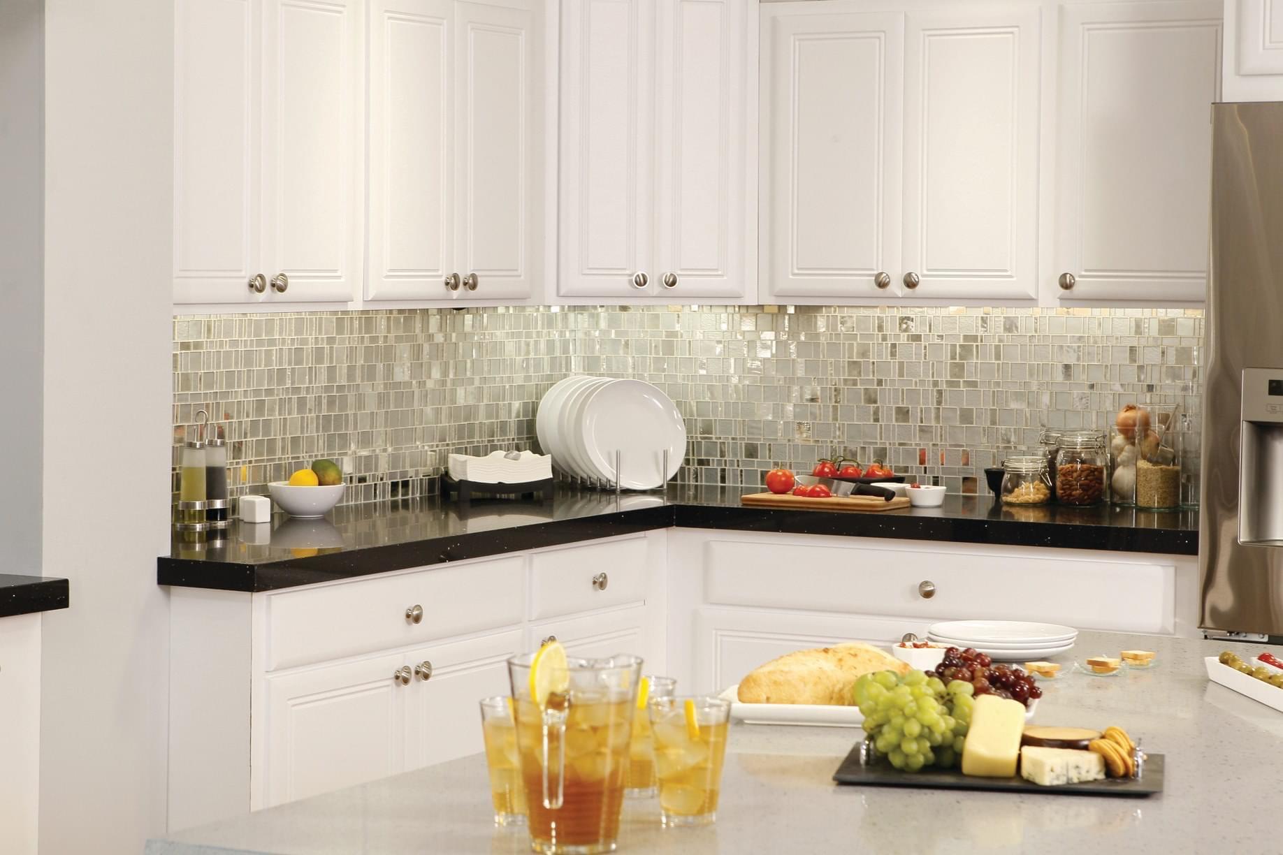 busy, beautiful kitchen
