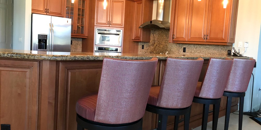 Wood Cabinets Project