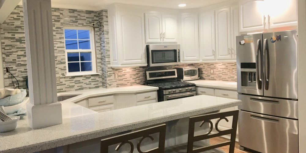kitchen remodel Kansas City Granite Transformations