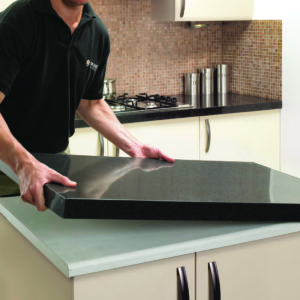 Installation of your kitchen countertops