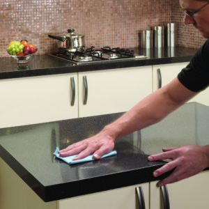 care for quartz countertops