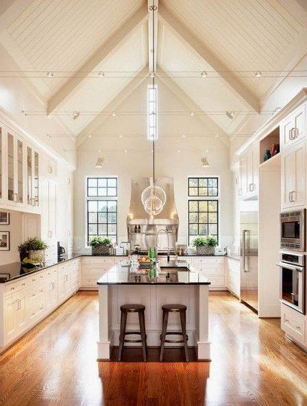 Black White Kitchens Granite Transformations Blog