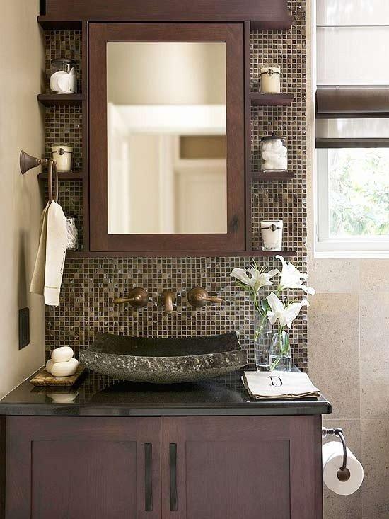 Bathroom Transformations Trends Stylish Vessel Sinks Granite Transformations Blog