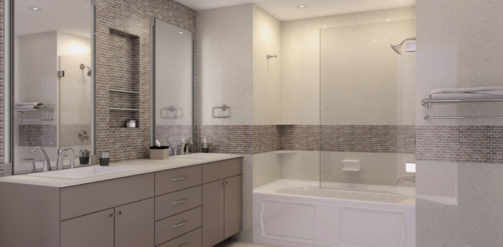 Neutral Colors For Your Bathroom Design