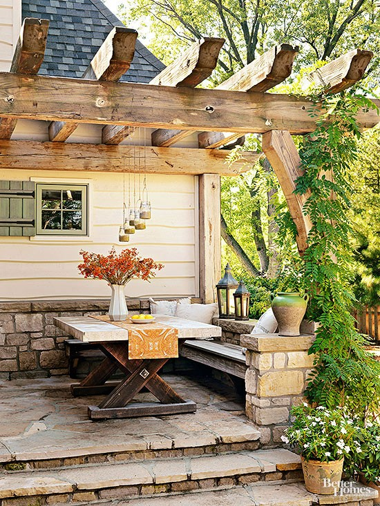Enjoyable Small Patio Decorating Ideas Granite Transformations Gmtry Best Dining Table And Chair Ideas Images Gmtryco