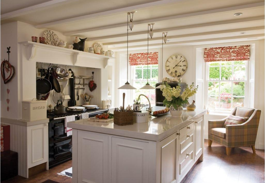 Classic architectural details like crown molding will bring elegance and add value to your kitchen