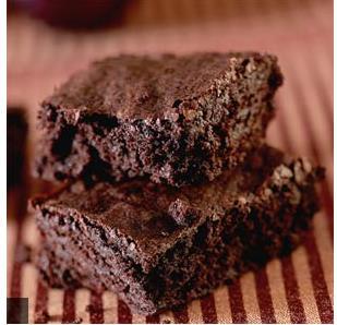 Healthy Fudge Brownies