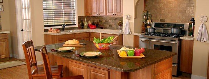 GT Wood Cabinet Kitchen