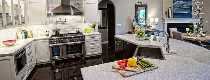 GT Kitchen Island Design
