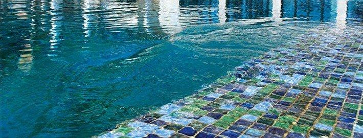 GT Glass Mosaic Pool Tile