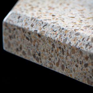 Granite edging options impact cost