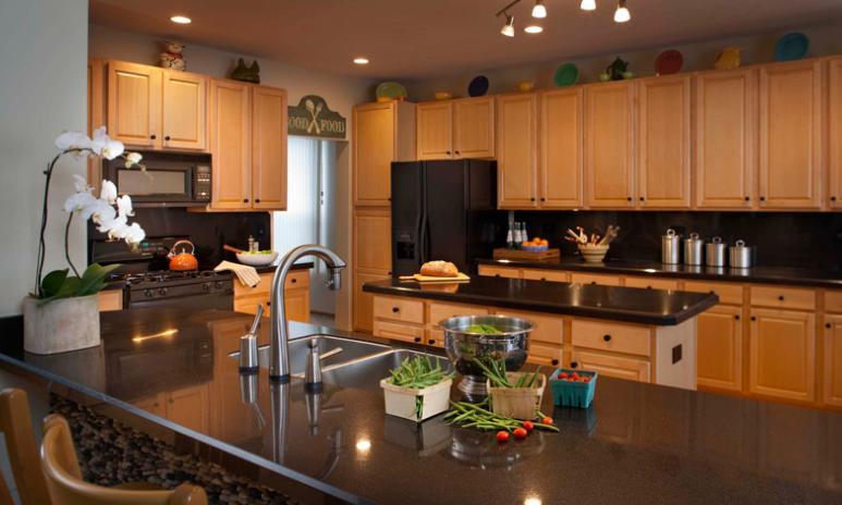 Granite Counter Installation Go With Countertop Overlay