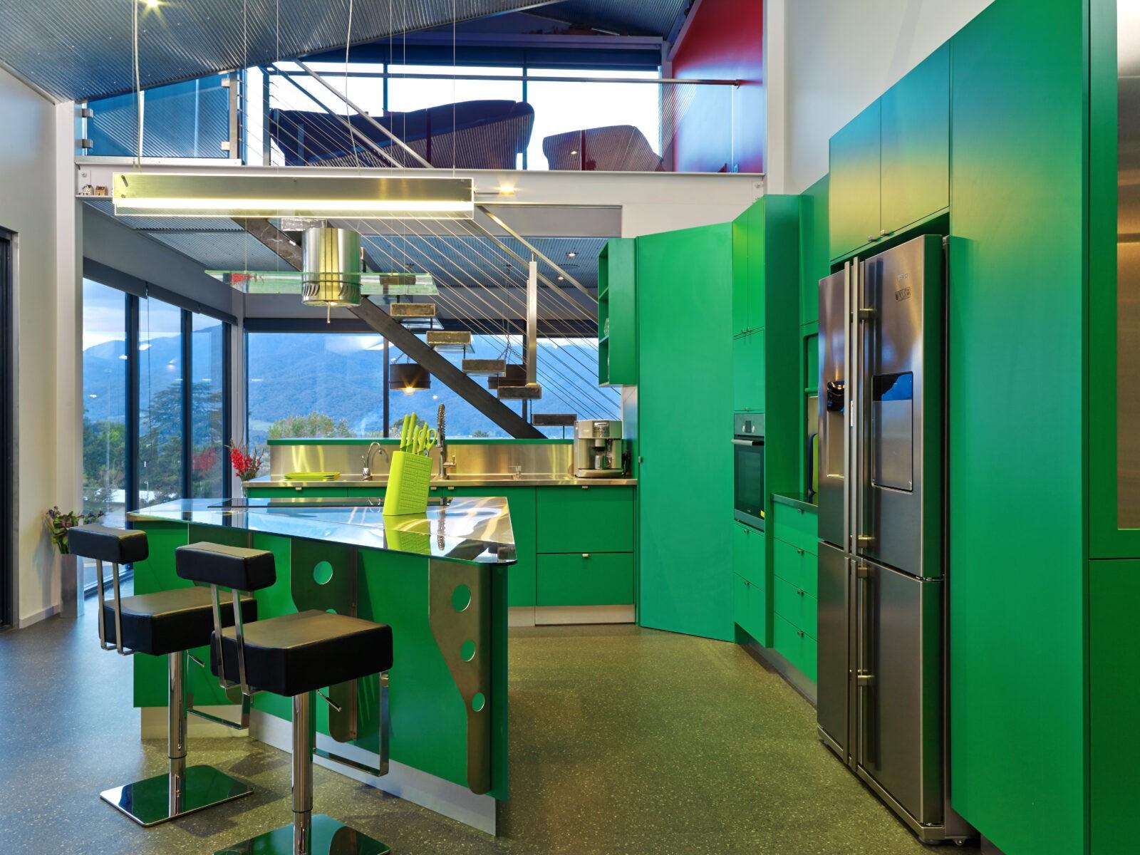 Gemini kitchen design