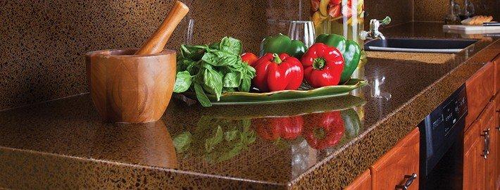 GT Cranite Kitchen Countertop