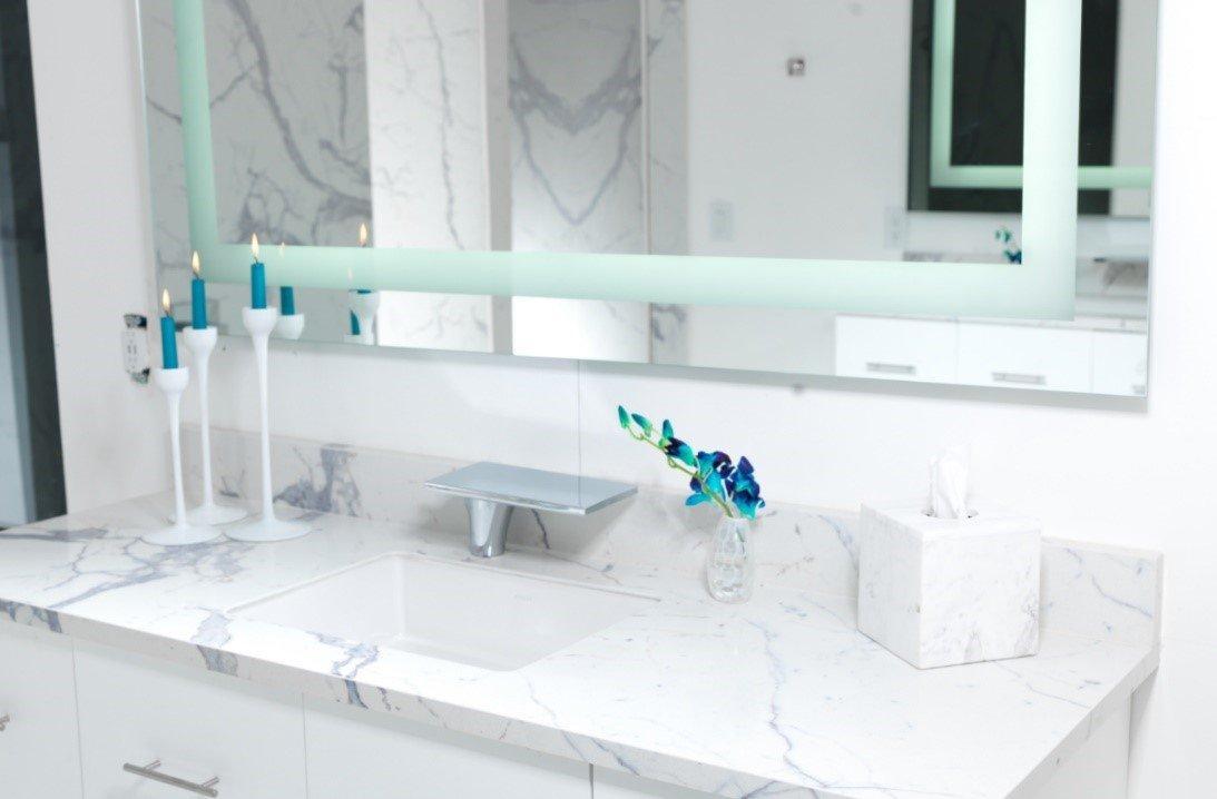 Kenya's new bathroom