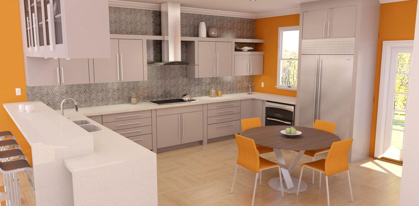 Top Kitchen Cabinet Design Trends for 2016 - Granite ...