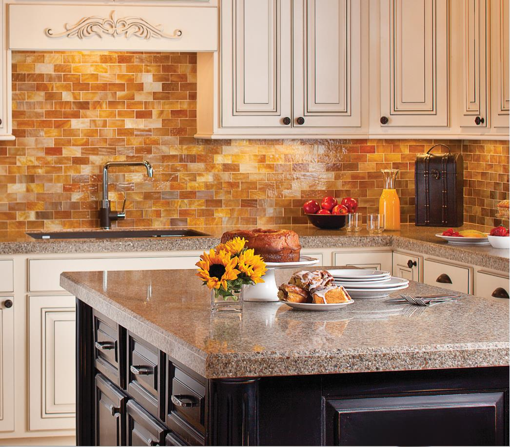 Maintain a timeless, classic kitchen with classic cabinet door styles.