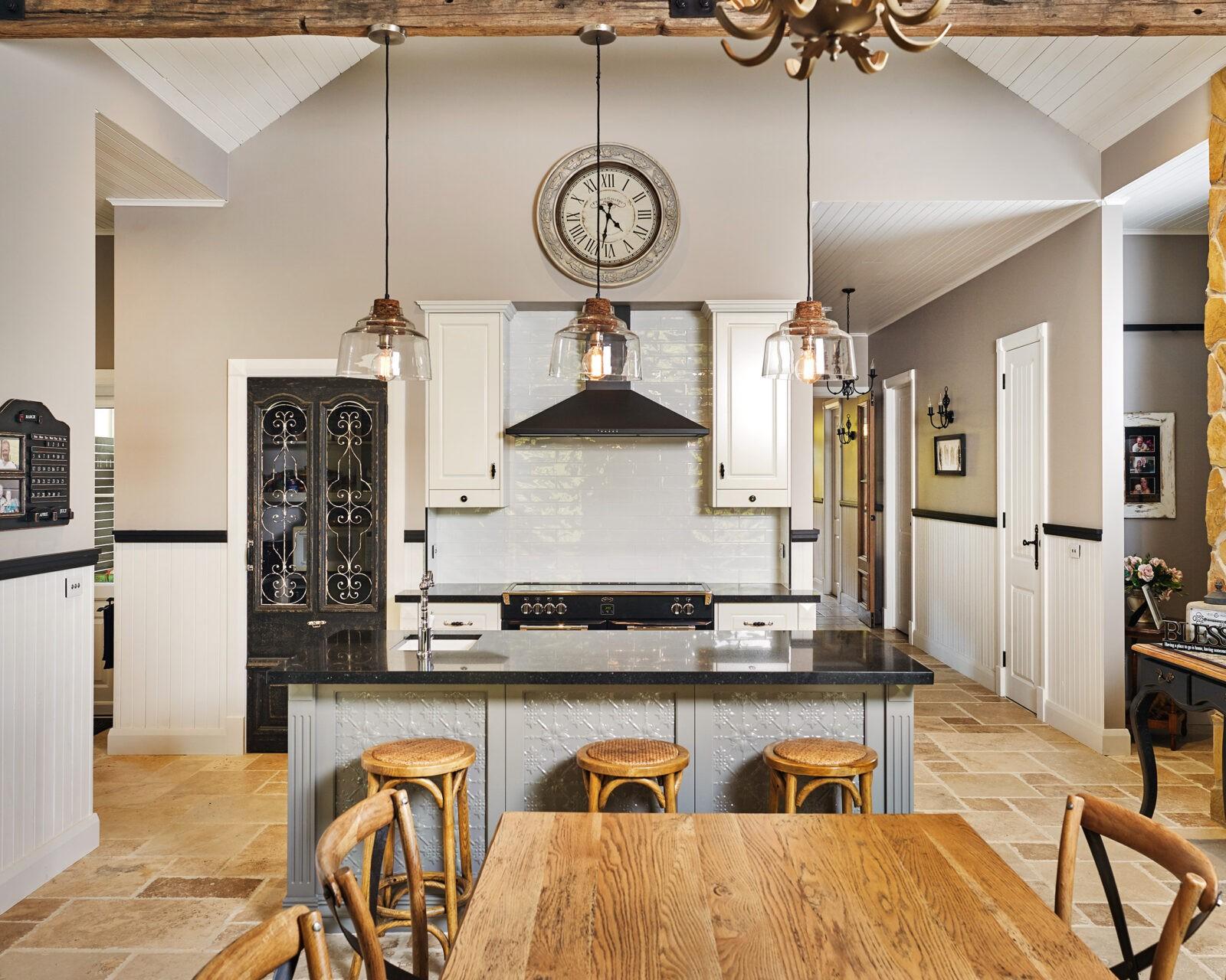 Cancer kitchen design