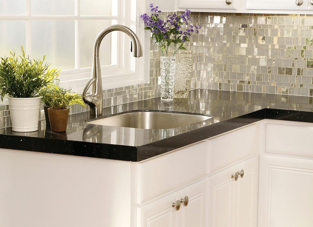Trendy Mosaic Tile for the Kitchen Backsplash - Design ...