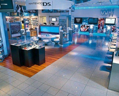 Nintendo World in Rockefeller Center