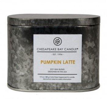 Pumpkin Latte Candle