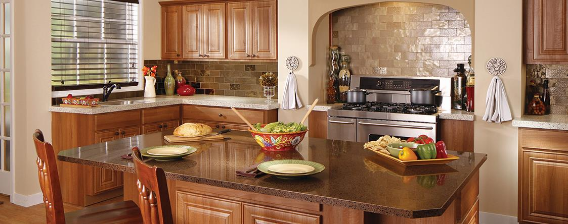 Subway tile is a classic, beautiful backsplash style that will tie together any kitchen design.