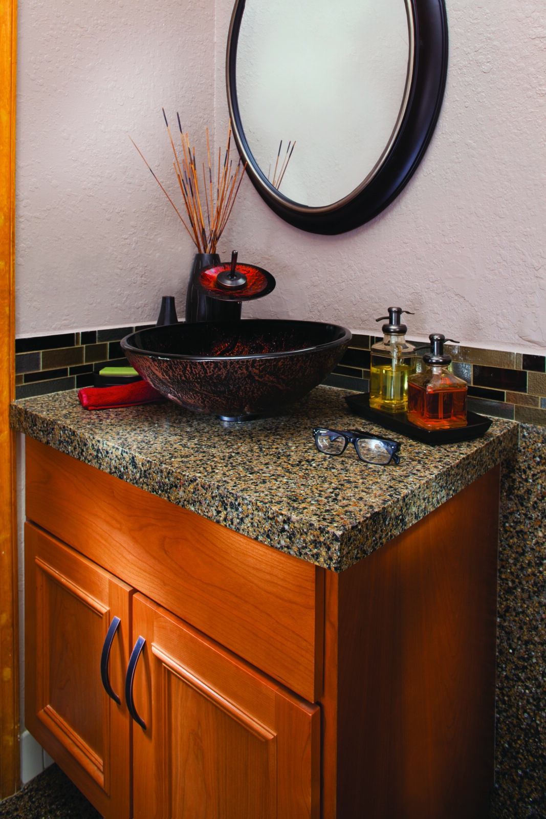 Terrazzo Flooring As Countertops Granite Transformations