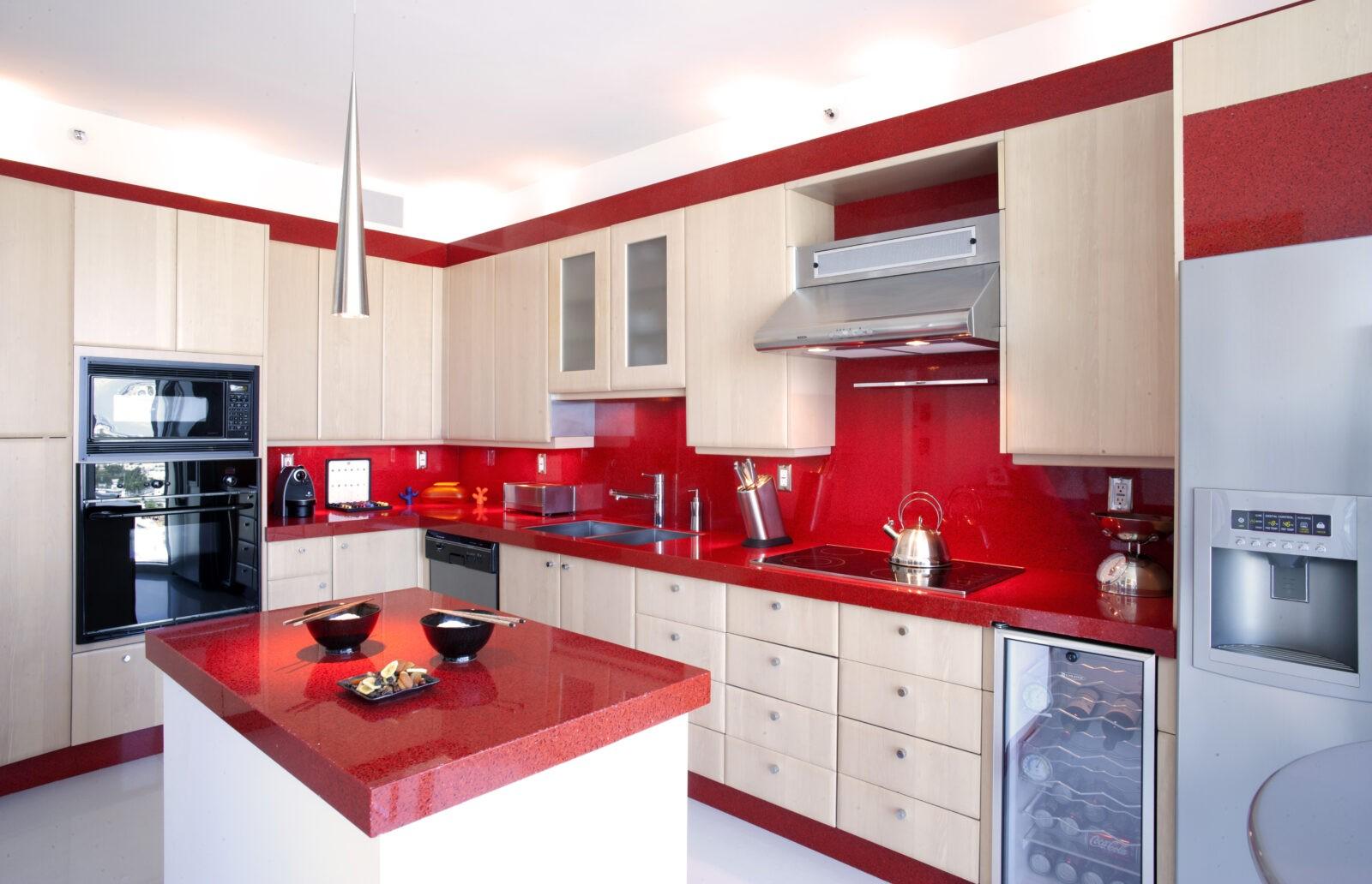 Airies kitchen design