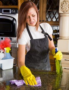 Cleaning Countertops Shouldn't Be This Unpleasant