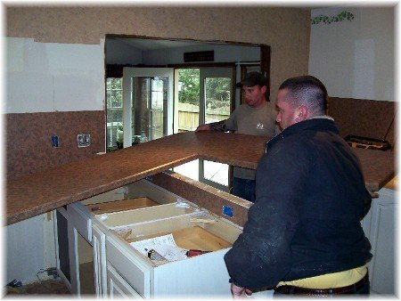 Services Spotlight: Countertop Overlay - Granite Transformations