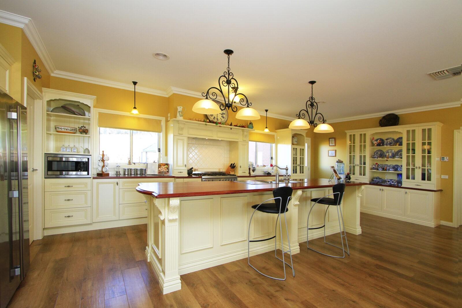 Leo kitchen design