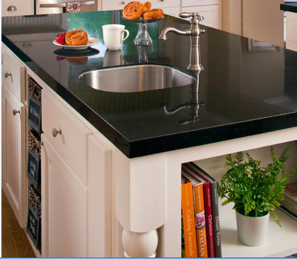 Linear or fun-sized sinks provide the ability for stress-free cooking and entertaining.