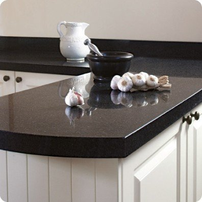 A beautiful Granite Transformations Trend Glass countertop