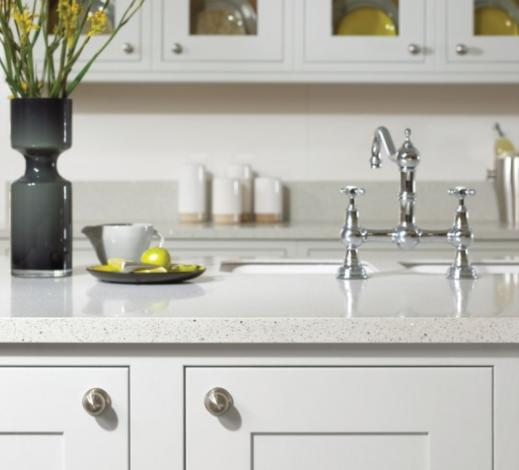 Kitchen Transformations: Glass Kitchen Counters: Stunning And Beautiful