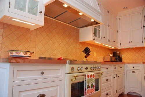 Think About The Primary Color Tones In Your Kitchen