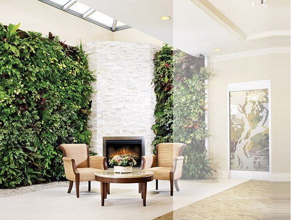 Living Walls Eco Friendly Design Trends Living Roof