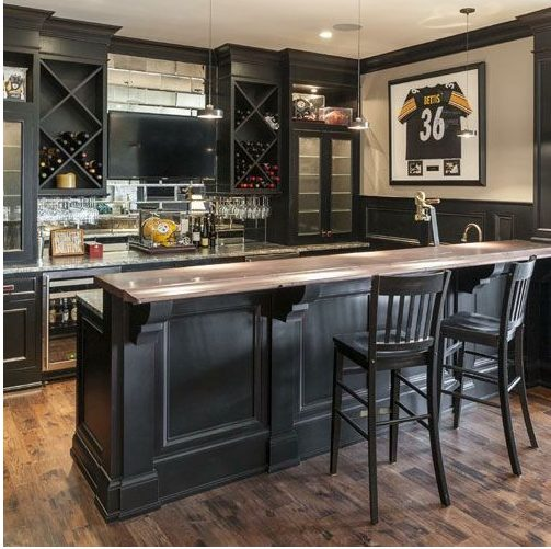 Cool Ideas For The Ultimate Man Cave Bar Granite Transformations Blog