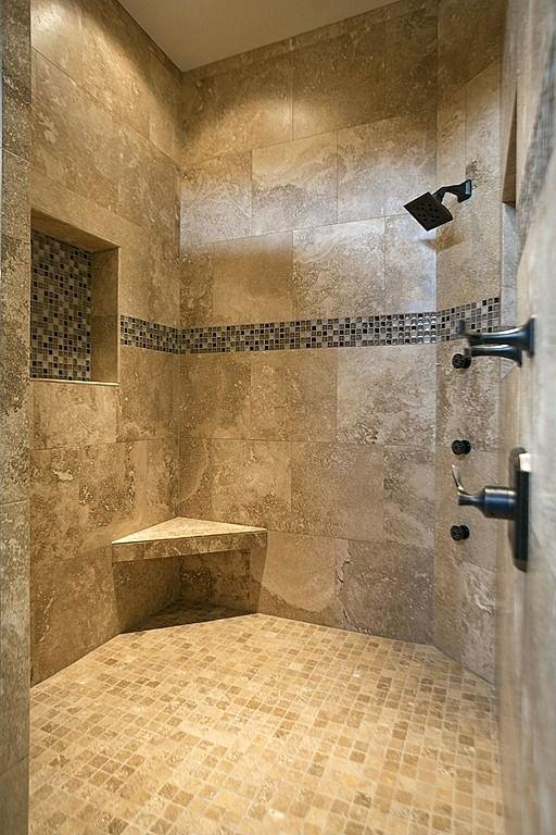 Show your Creativity with Shower Tiles | Granite ...