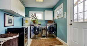 GT Laundry Room Interior Color