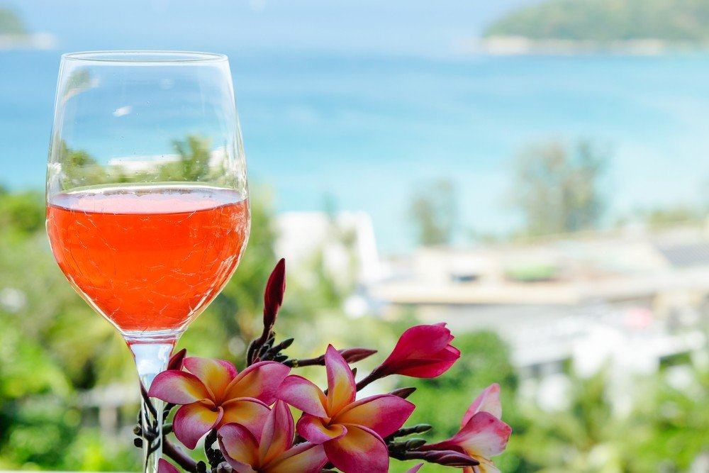 Rose WIne Cocktail Recipes