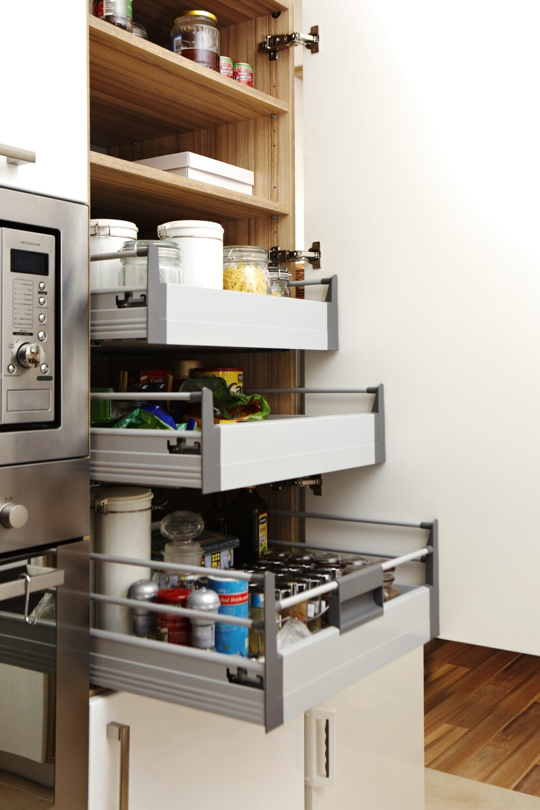 Multi Tiered Drawers