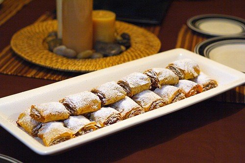 Recipe of the Month: Tikvenik, A Pumpkin-Filled Phyllo